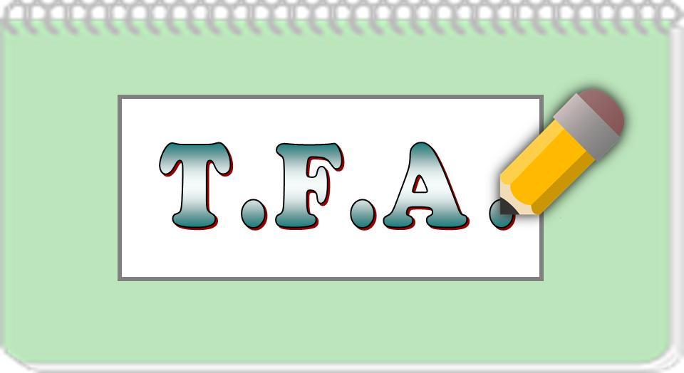 banner TFA